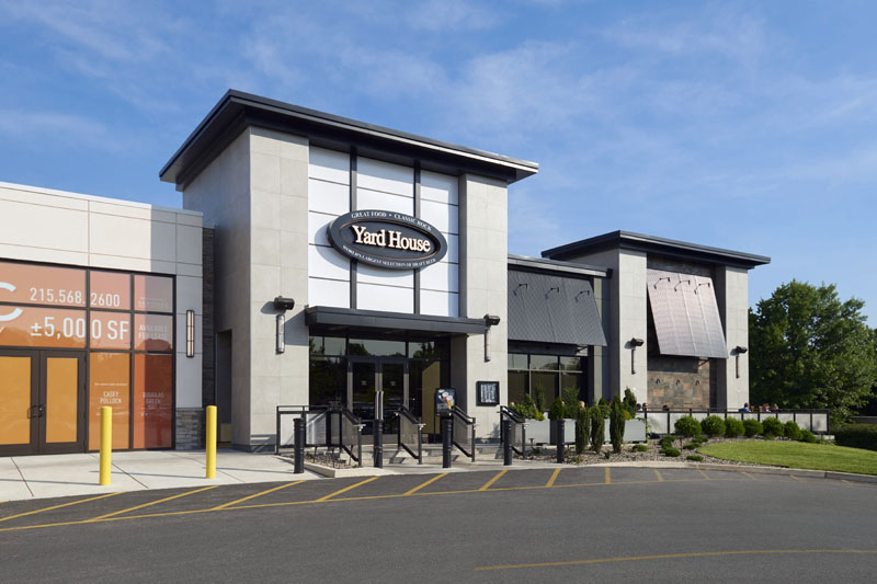 Nave Newell Worked With Seritage Growth Properties, Darden Restaurants, And  Bloominu0027 Brands To Redevelop The Former Sears Auto Center At The King Of  Prussia ...