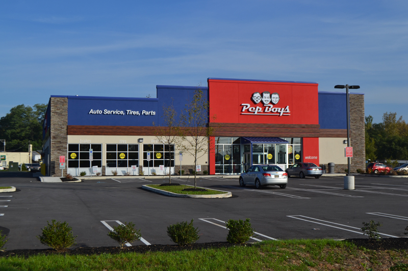 Nave Newell completed a new Pep Boys Supercenter along the prominent Dekalb Street/202 corridor in King of Prussia. The project included the total ... & retail/restaurants