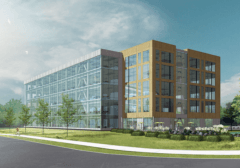 A rendering of 675 E. Swedesford Road - D2 Groups
